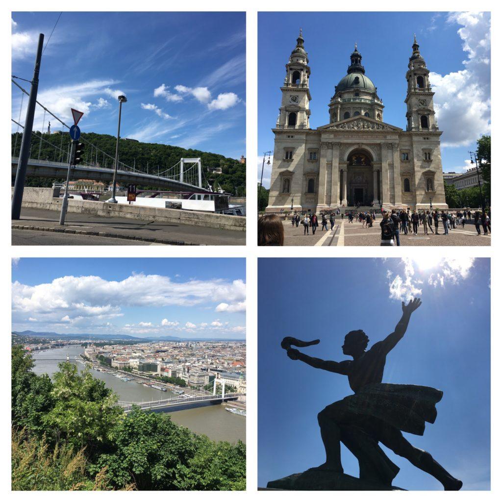 Poniedziałek w Budapeszcie